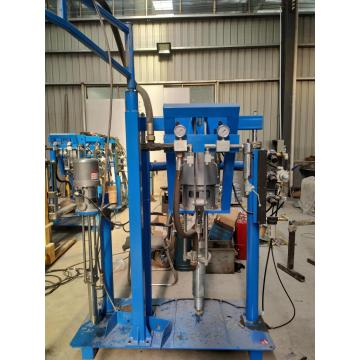 Insulating Glass Air Motor System Sealant Spreading Machine