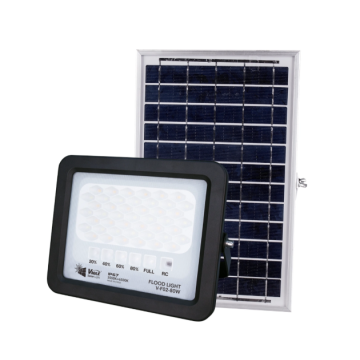 IP66 super waterproof solar flood light