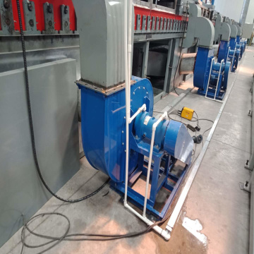 1 Deck Roller Veneer Dryers