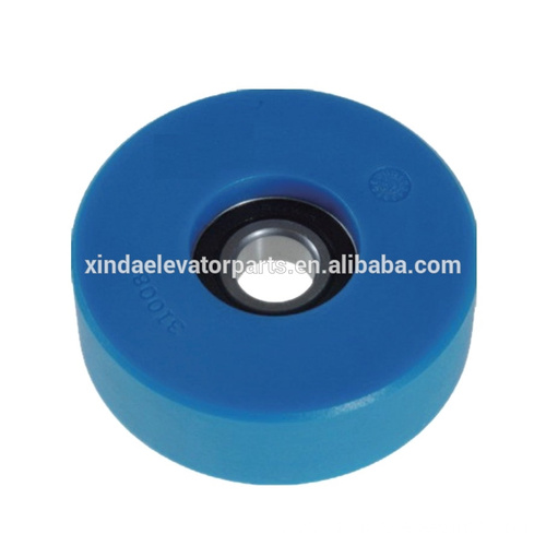 Step wheel 76x25 bearing 6202 for escalator spare part
