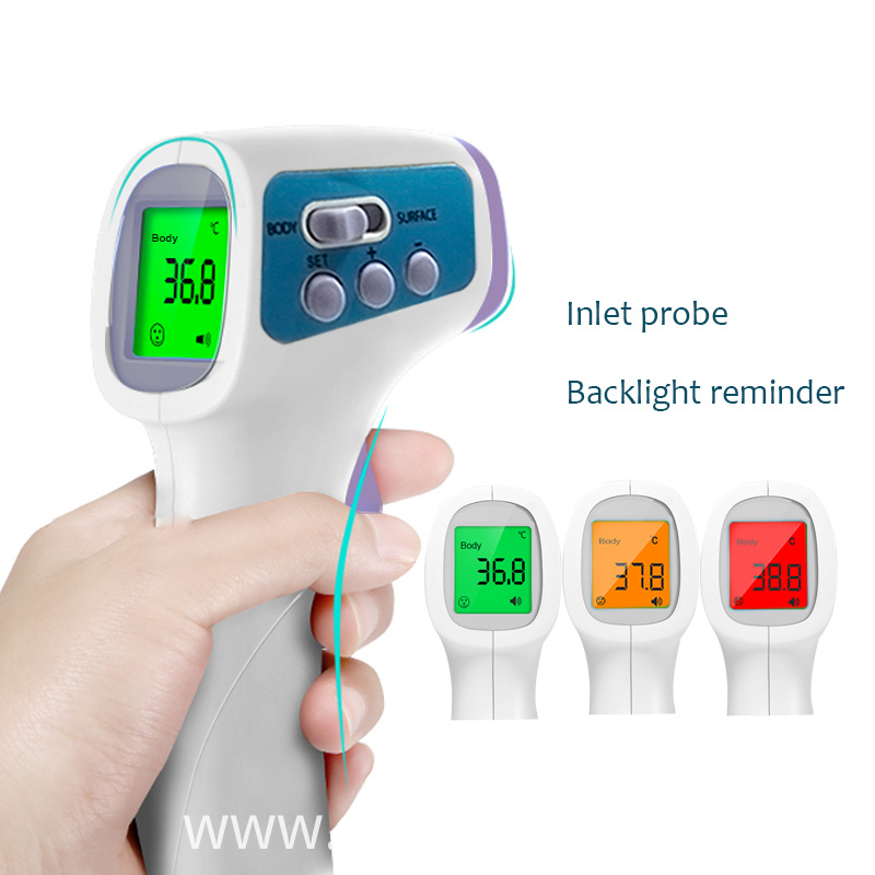 No Touch Infrared Thermometer