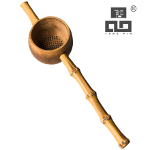 TANGPIN coffee and tea accessories natural bamboo tea strainers bamboo tea ceremony sets