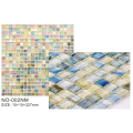 new product imitation ice texture frosted mosaic