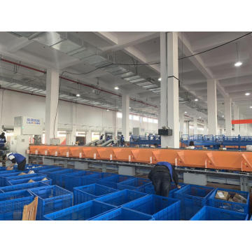 Linear Logistic Sorting Machine