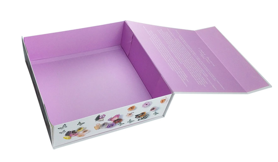 Luxury Custom Flower Gift Box