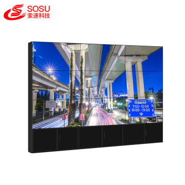 sistema de video wall lcd 1080P super estrecho