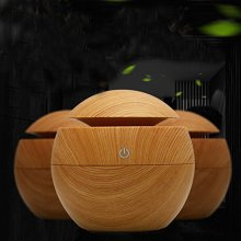 130ml Ultrasonic Essential Oil Diffuser Humidifier for Home