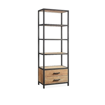 Amazon Hot Selling Tree Shaped Steel Bookshelf Bookcase