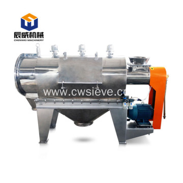 Industrial centrifugal sifter for powder