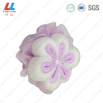 luffa shower bath mesh shower sponge cleaner
