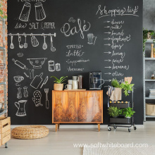 ຮ້ານອາຫານ DIY Large Menu Chalkboard For Wall