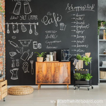 Restaurant DIY Large Menu Chalkboard For Wall