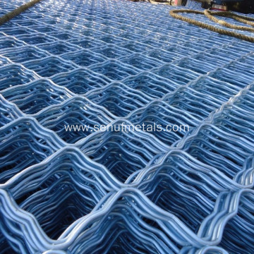 pvc coated panel fence
