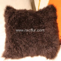 2017 hot new products lamb fur auto cushion car cover
