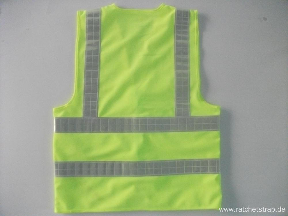 Fluorescent Yellow Warning Vest,Various Types