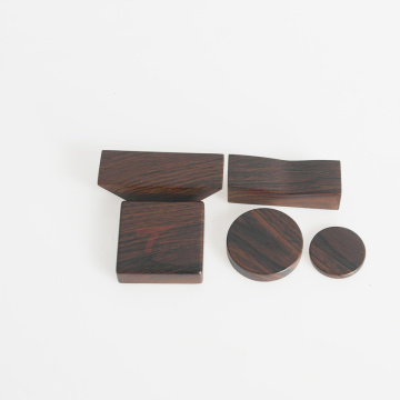 Wood Grain Materials ABS Plastic Parts Prototype Making