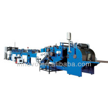ZXHD340  Sheet Fed Square Bottom Paper Bag Making Machine