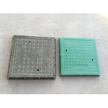 EN124 SMC BMC Composite Square Manhole Cover