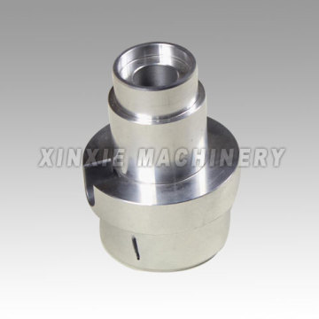 Aluminum Alloy Die Casting with CNC Machining