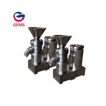 White Sesame Tahini Paste Processing Machine Price