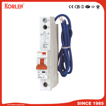 EARTH LEAKAGE CIRCUIT BREAKER KNBL1-32 32A 30mA SEMKO