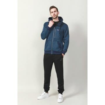 MEN'S COARSE NEEDLE WINTER JACKET