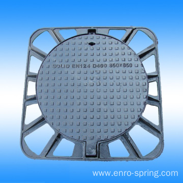 Light Medium Round Duty Manhole Cover