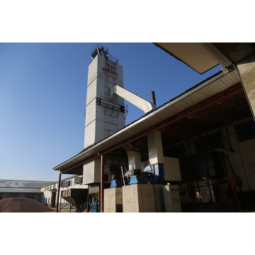 Hot Selling Double Drying Tower of Rice Grain