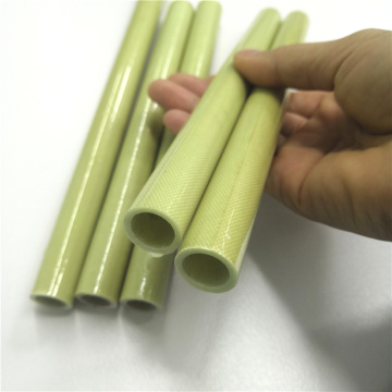 FR4 G10 Fiberglass Epoxy Resin Pipe And Tube