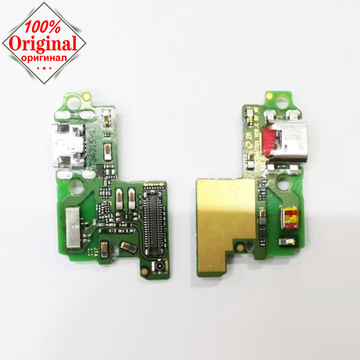 Original For Huawei P10 Lite Smartphone Charging Port Board Mobile Phone Flex Cables Replacement Repair Part USB Board Charger