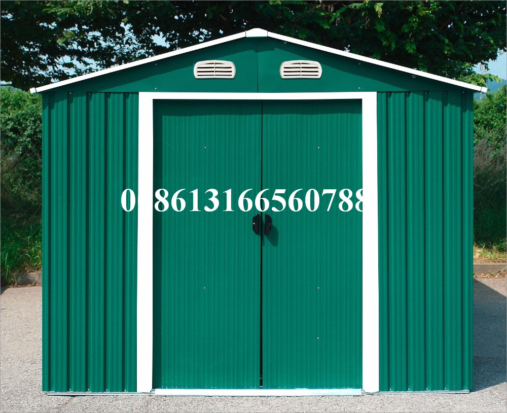High Quality Tool Storage Chinese Metal Shed