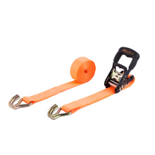 "1.5"" SOFT HANDLE PLASTIC LASHING ORANGE"