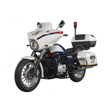 High Speed Motorcycle Police 250CC