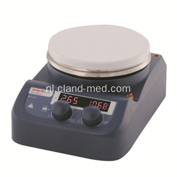 5 Inch Led Digital Magnetic Hotplate Stirrer Laboratorium