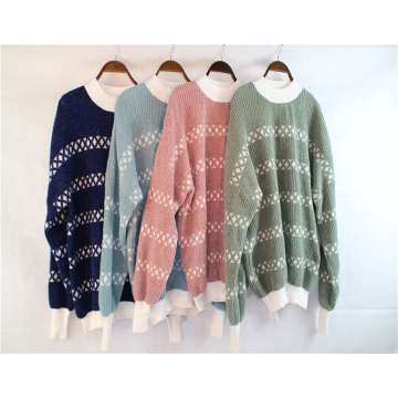 Factory Custom Knitted Cashmere Sweater