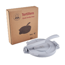 "6.5"" Foldable Aluminum Tortilla Press Maker"