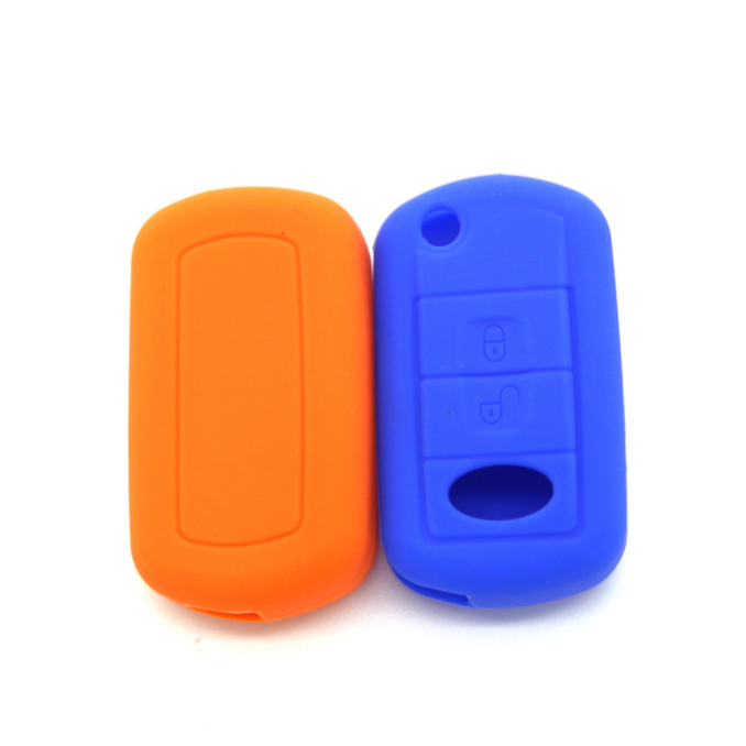 Land Rover 2 buttons silicon key case