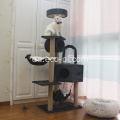 Condo Catcus Klatring Skrabende Cat House Tree Tower