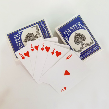 playing cards that look like money