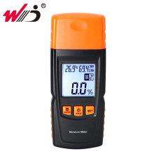 SHAHE Digital Moisture Meter 2~70% Wood Moisture Meter Hygrometer Humidity Tester Timber Damp Detector LCD Display