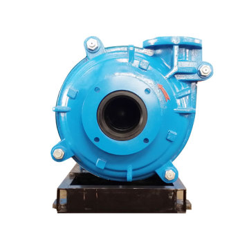 Natural rubber slurry pumps
