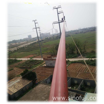 Silicon Rubber Overhead Line Cover