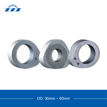 High quality Good Surface Forged Steel Engine Crankshaft
