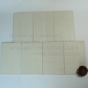 Refractory 4x8 feet decorative wall panels