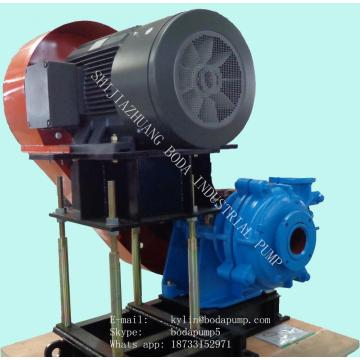 Horizontal Single Stage Centrifugal Mining Slurry Pump