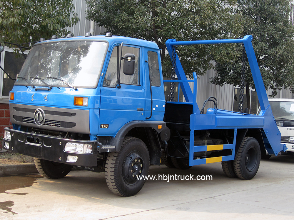 Dongfeng Skip Lorry