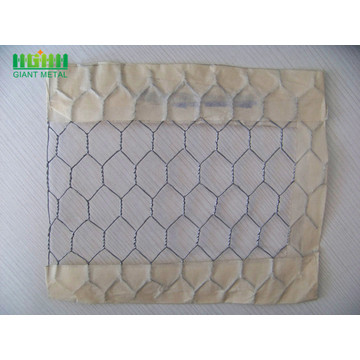 PVC Coated Galvanized Hexagonal Wire Mesh