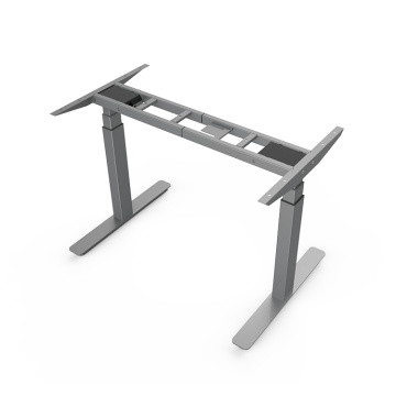 Dual Motor Adjustable standing Sit To Stand Desk