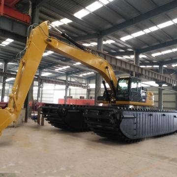 Medium High Performance Amphibious Excavator