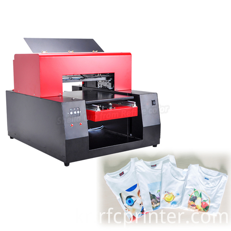 High Quality Cloth T Shirt Printing Machine